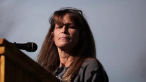 Honor The Oath Rally – Diane Rufino