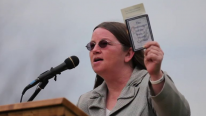 Honor The Oath Rally – Sonya Holmes